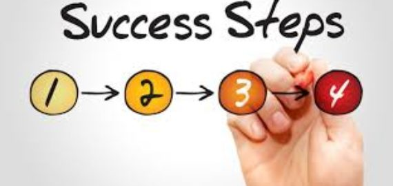 6 Important Steps To Become Successful